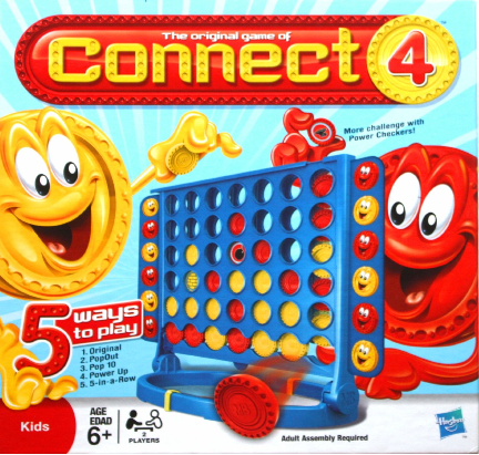 Connect 4 Five Ways to Play